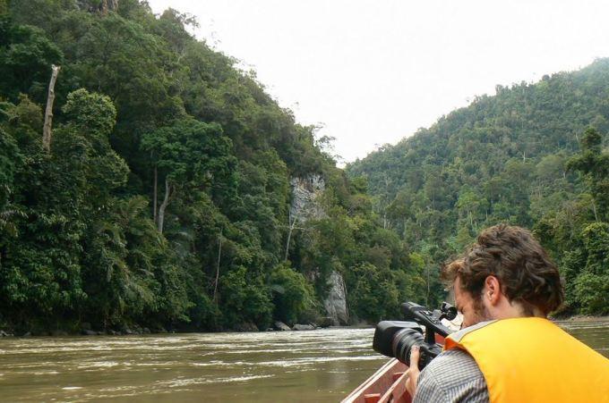 Sungai Alas Taman Gunung Leuser (Takengon)