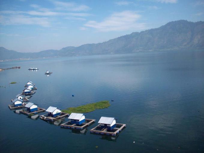 Danau Laiut Tawar (Takengon)